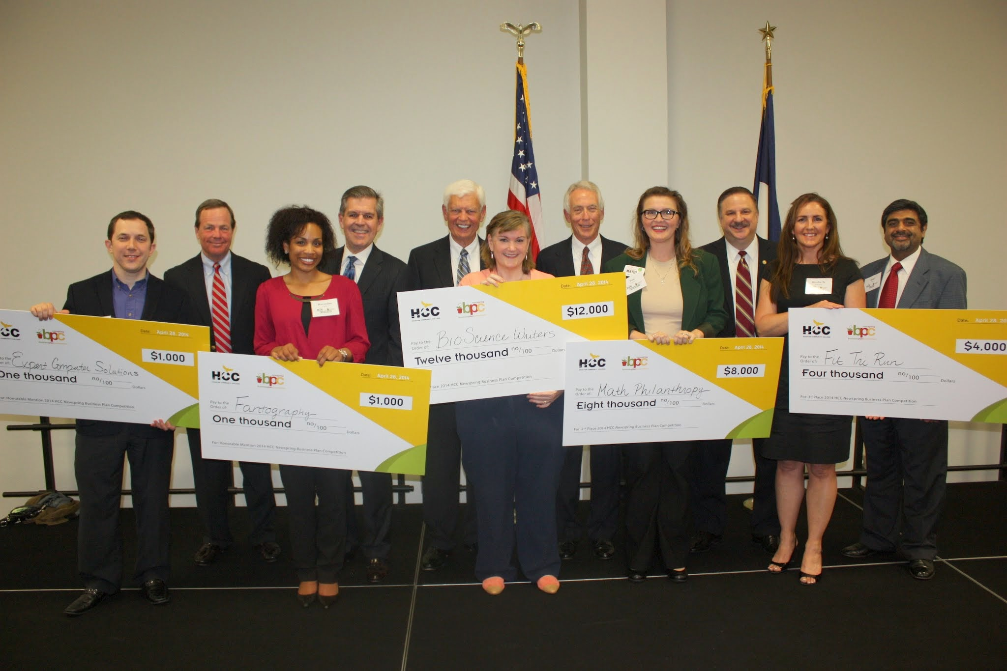 Northwest pa college business plan competition