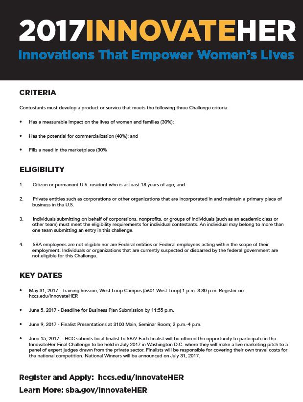 InnovateHER Part II